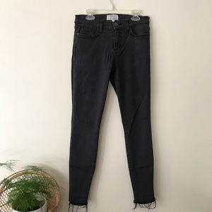 Current Elliot Skinny Jeans 28